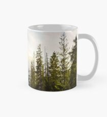High Tarta mountains behind the trees Mug