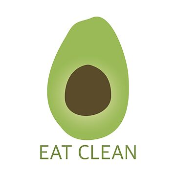 Eat Clean by alexabay