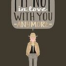 Hero nº 10: I'm not in love with you any more. by LuisD