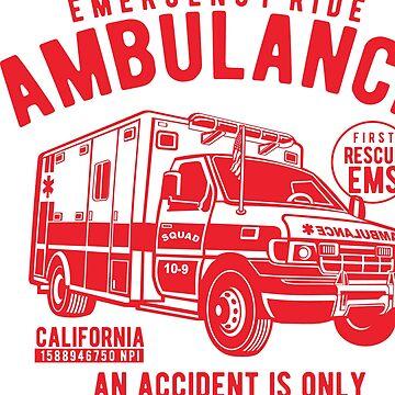 Ambulance Attitude by Kiteboy