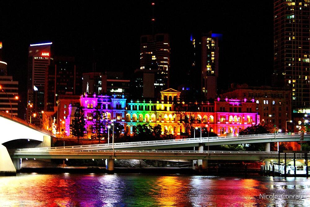 Brisbane City by NicoleConrau