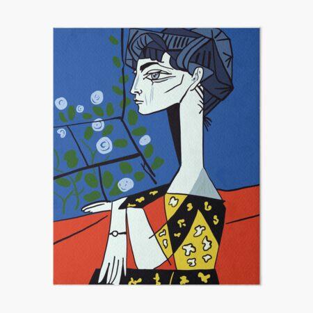 Picasso #1 Art Board Print