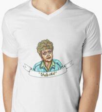 Murder, she Wrote 3 Men's V-Neck T-Shirt