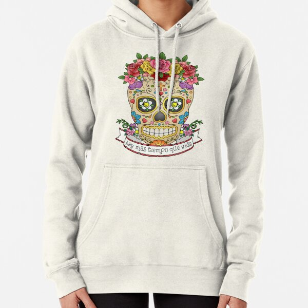 Time and Life Pullover Hoodie