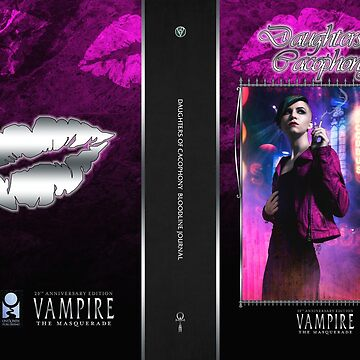 Masquerade Bloodline: Daughters of Cacophony V20 by TheOnyxPath