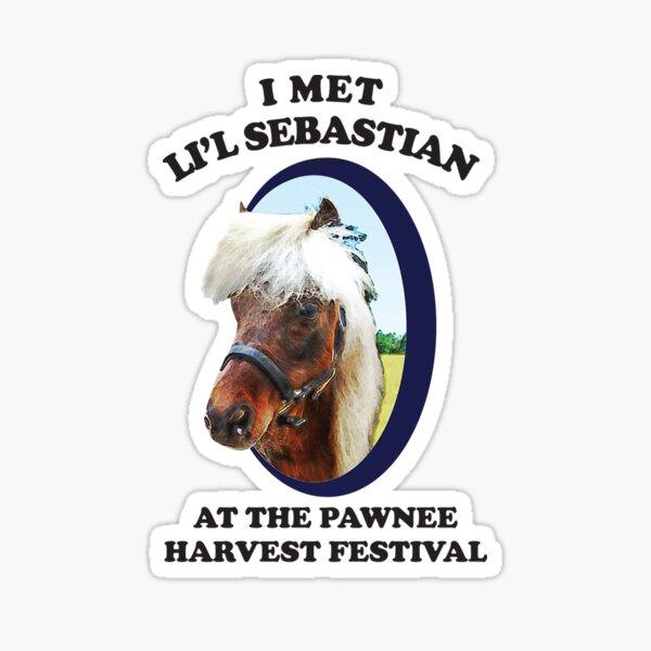 Lil Sebastian - Parks and Recreation Sticker