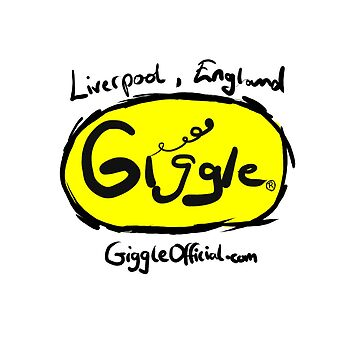 Giggle Logo | OFFICIAL Giggle Merch by GiggleOfficial