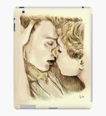 This minute we'll kiss iPad Case/Skin