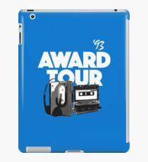 Award Tour, Classic 90's Hip Hop iPad Case/Skin