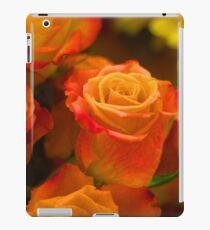Orange Roses iPad Case/Skin