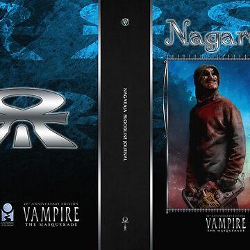 Masquerade Bloodline: Nagaraja V20 by TheOnyxPath