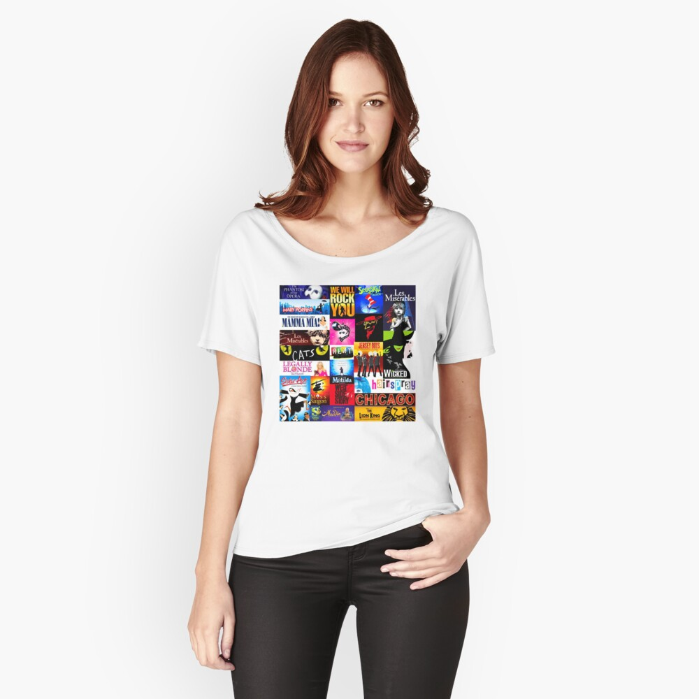 Musicals Relaxed Fit T-Shirt