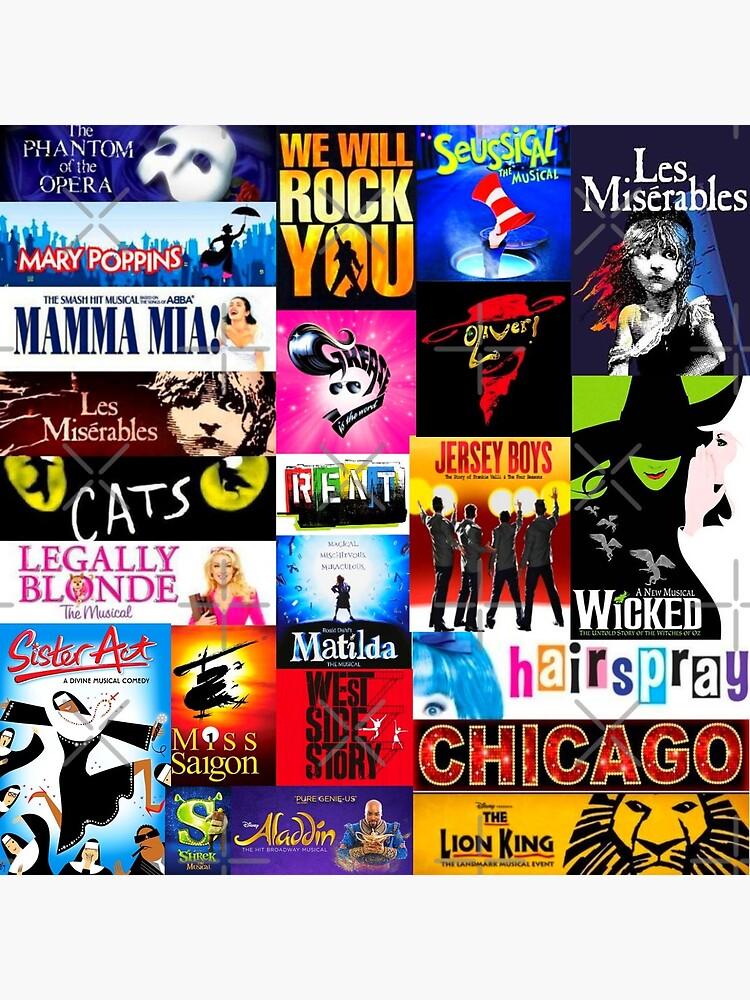 Musicals by BrambleBox