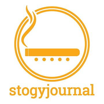 Official Stogyjournal Cigar Logo by Stogyjournal