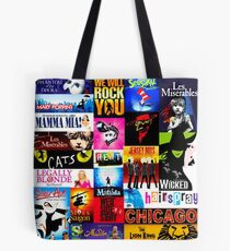 Musicals Tote Bag