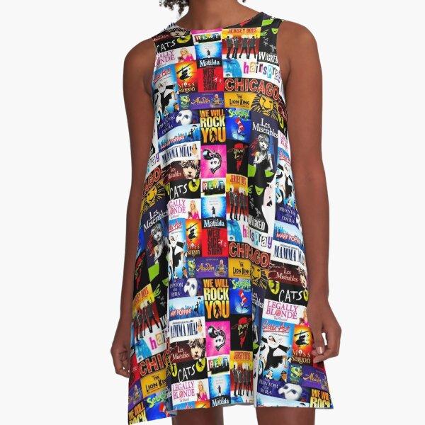 Musicals A-Line Dress