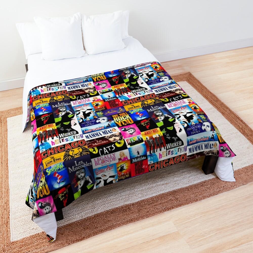Musicals Comforter