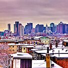 Boston Winter Snow by Jack DiMaio