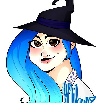 Mari the WITCH geekremix by TheQuinng