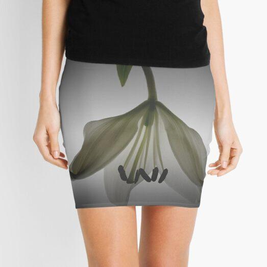 Veiled Lily Mini Skirt