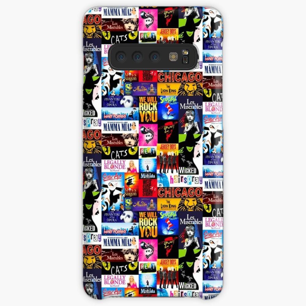 Musicals Case & Skin for Samsung Galaxy