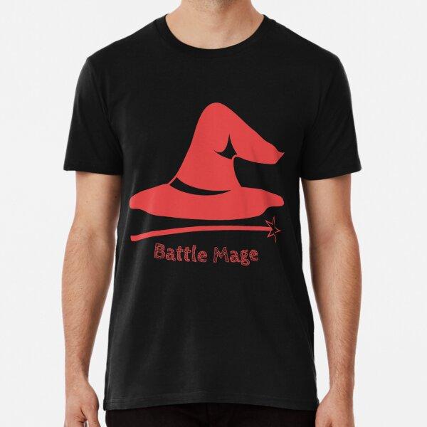 Battle Mage Premium T-Shirt