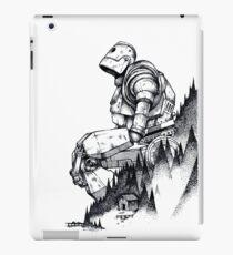 Iron Giant iPad Case/Skin