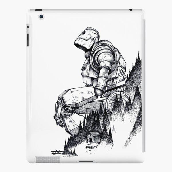 Iron Giant iPad Snap Case