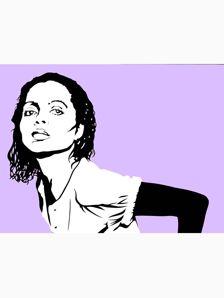 Diana Ross by richackoon