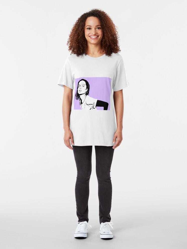 Alternate view of Diana Ross Slim Fit T-Shirt