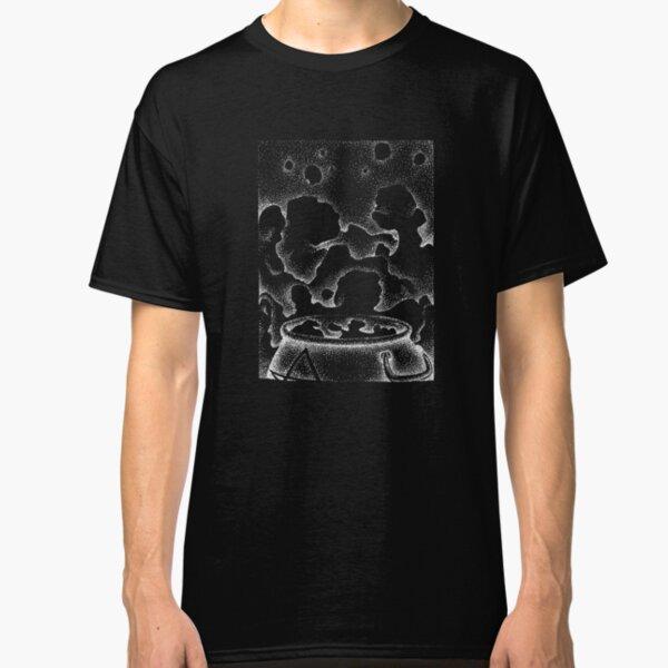 Witches Cauldron  (white version) Classic T-Shirt