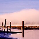 Misty River by MaluC