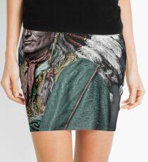 Whirling horse Mini Skirt