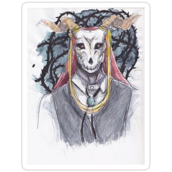 Elias Ainsworth Ancient Magus Bride