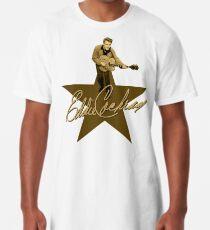 Eddie Cochran - Signature Long T-Shirt