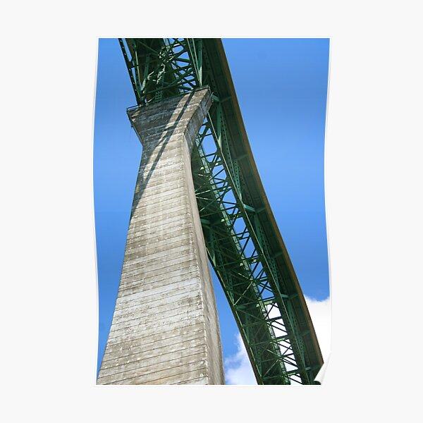 The Giant Bridge Poster