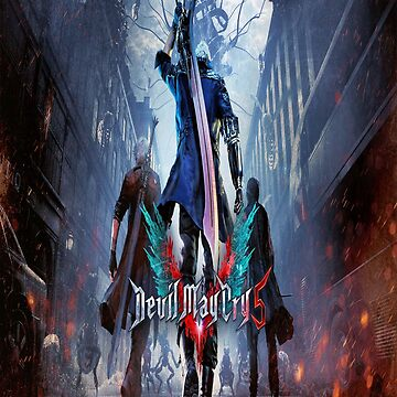 Devil May Cry 5 by ChefMeson