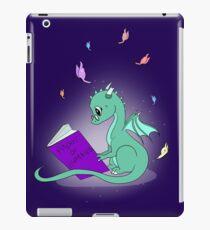 """Proof of Humans"" Dragon Book iPad Case/Skin"