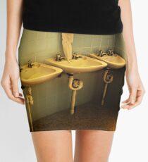 Three in a row Mini Skirt
