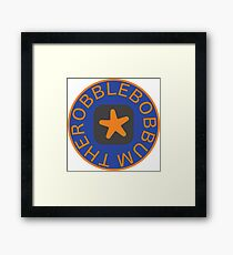 Therobblebobbum Framed Print