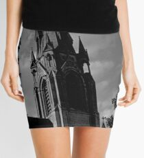 Church Mini Skirt
