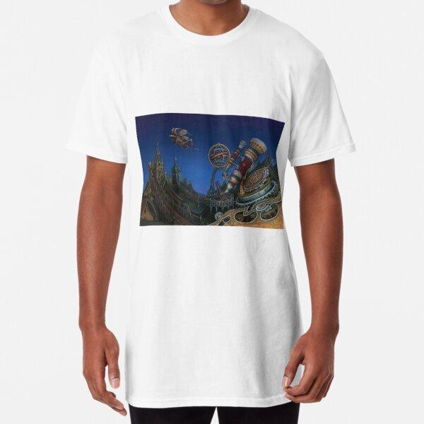 The Clockwork Universe Long T-Shirt