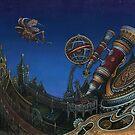 The Clockwork Universe by Ingrid  Kallick