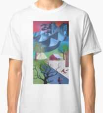 All Who Wander Classic T-Shirt