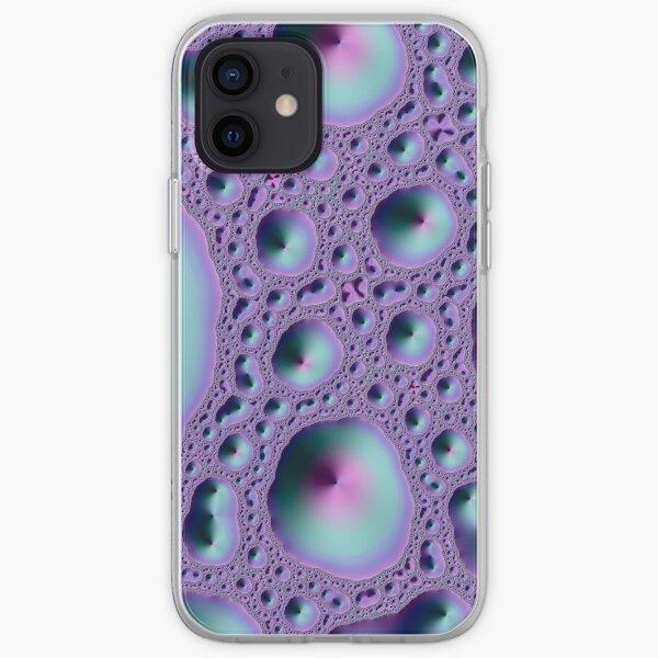 Pastel Fractal iPhone Soft Case