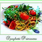 Spaghetti Primavera by ©The Creative  Minds