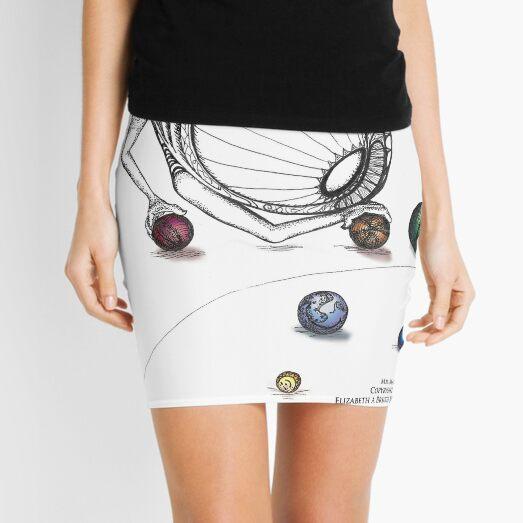 Mr. Marbles Mini Skirt