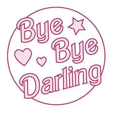 Bye Bye Darling by t-hype