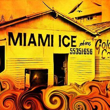 Miami Ice by kaleidoscopecreation