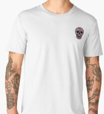 Psychedelic Skull Men's Premium T-Shirt